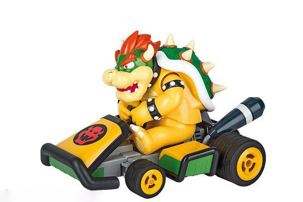 Carrera RC Mario Kart 7 - Bowser.