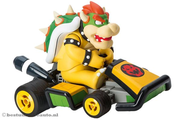 carrera rc mario kart 7 bowser. Black Bedroom Furniture Sets. Home Design Ideas