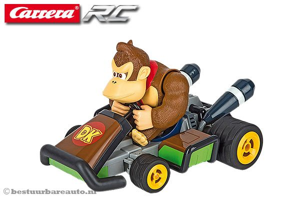 carrera rc mario kart 7 donkey kong. Black Bedroom Furniture Sets. Home Design Ideas