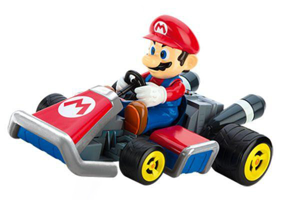 carrera rc mario kart 7 mario. Black Bedroom Furniture Sets. Home Design Ideas