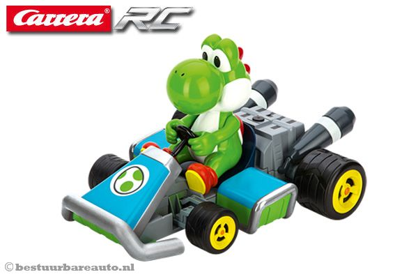 carrera rc mario kart 7 yoshi. Black Bedroom Furniture Sets. Home Design Ideas