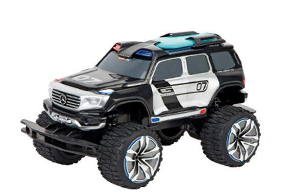 Mercedes Benz Ener-G-Force Police