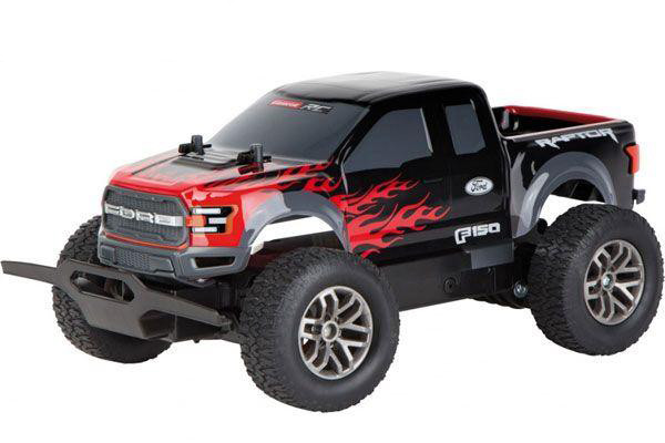 Ford F-150 Raptor van Carrera RC.