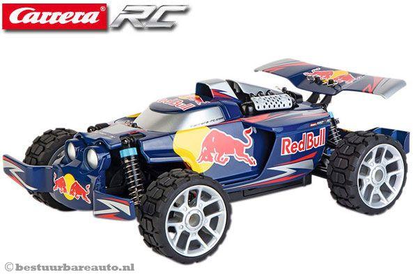 baby koop het beste hoge kwaliteit Carrera RC Red Bull NX2 | Bestuurbareauto.nl