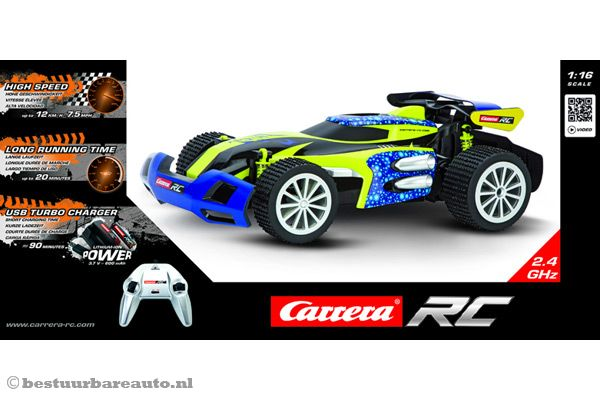 Carrera Rc Speedfighter Bestuurbareautonl