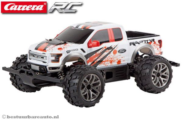 Ford F-150 Raptor Profi wit