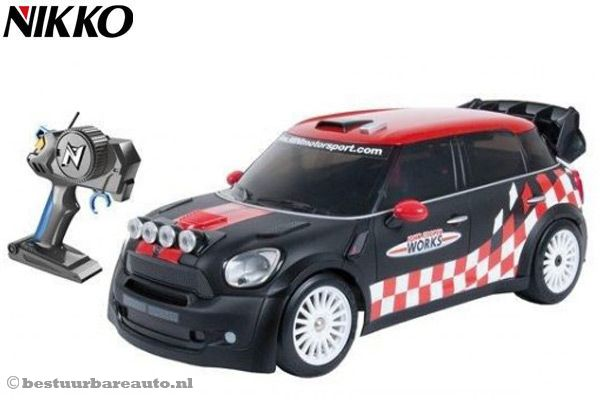Mini Countryman WRC John Cooper Works